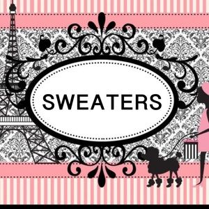 Sweaters - ✨SWEATER SECTION✨