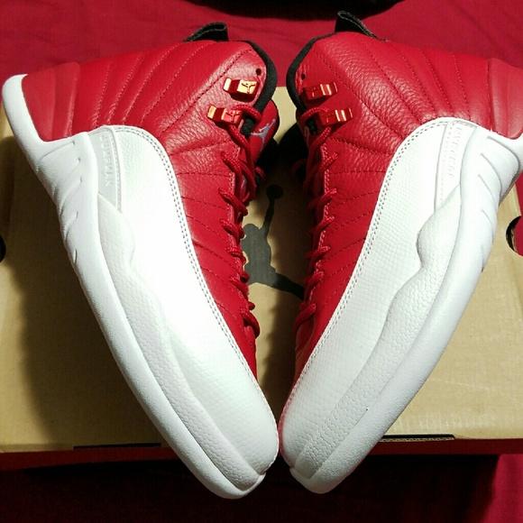 a29ddd6fcc38e7 Jordan 12 Gym Red