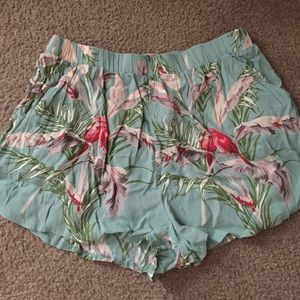 ASOS Pants - Tropical Asos shorts