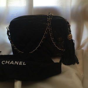 Vintage Chanel Camera Bag