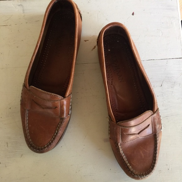 Cole Haan Vintage Pennyloafer Leather
