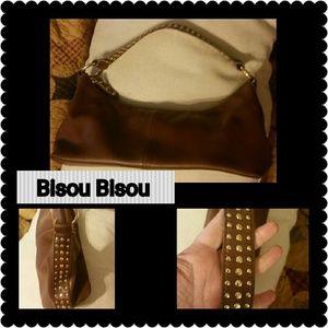 Bisou Bisou Handbags - Too Cute! Little Studded Bag by Bisou Bisou!!