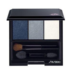 Sephora Other - Shiseido luminizing satin eye color trio - snow