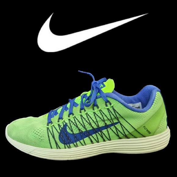 Nike Racing Lunarlon Flywire running sneakers shoe