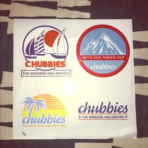 Aug 31,  · Chubbies are, in essence, the
