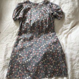 A See by Chloe mini dress.