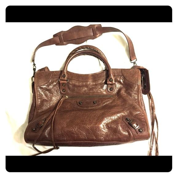 Balenciaga Handbags - Balenciaga Moto City