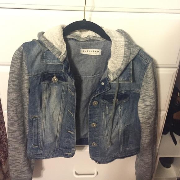 10c3f3f34876e Bullhead Jackets   Blazers - Bullhead Denim Co Jean Jacket
