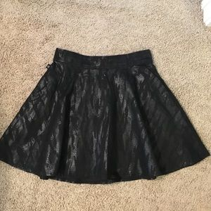 Rock&Republic black flowy skirt 6