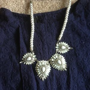 THREE H&M statement necklace all three bundle !!!!