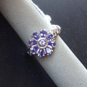 Gorgeous Tanzanite Ring