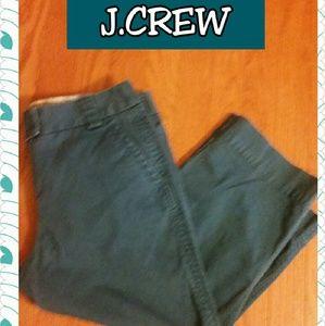 J. Crew Pants - J.CREW Capris in Size 4! Favorite Fit! Stretch!