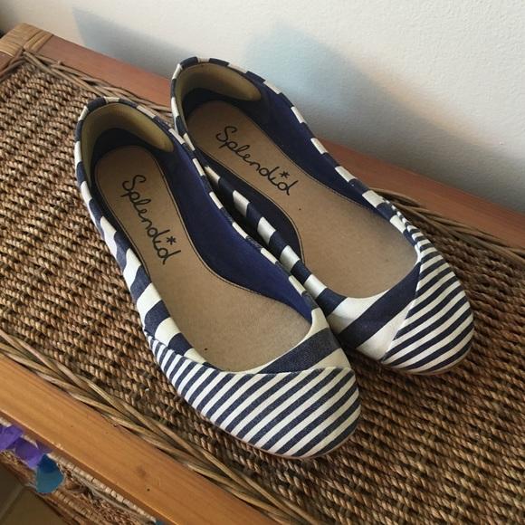 Splendid Shoes | Splendid Navy Blue
