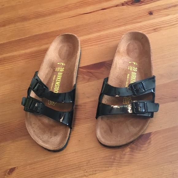 f1c1749db043 Birkenstock Shoes - New Birkenstock Ibiza sandals size 39
