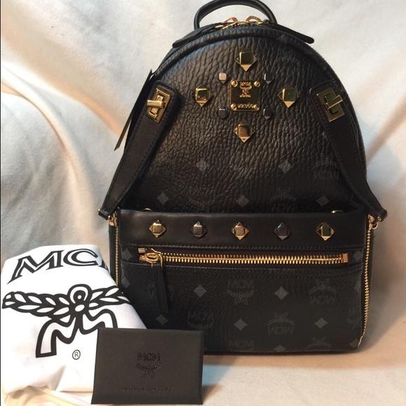 0e82e4df22f2 MCM Dual Stark small SHIPPING. M 578830b32fd0b723fa011610. Other Bags ...