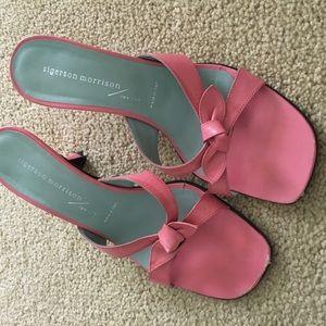 Sigerson Morrison Shoes - Sigerson Morrison pink slides