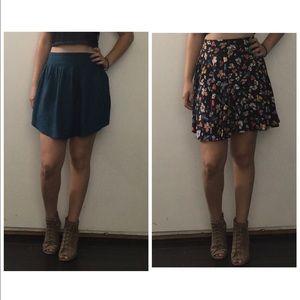 UO skirts