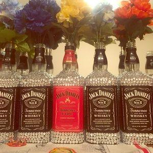 Jack Daniel's Handmade Vases for sale