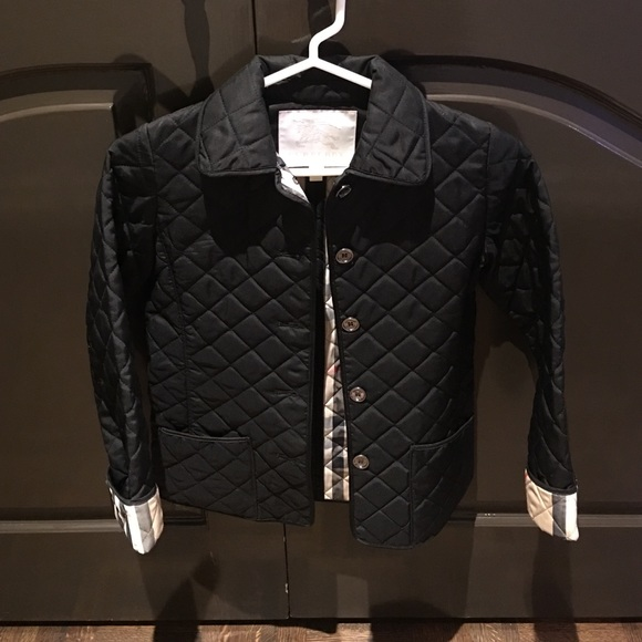09459b18e Burberry Jackets & Coats | Sale Childrens Diamond Quilted Jacket ...