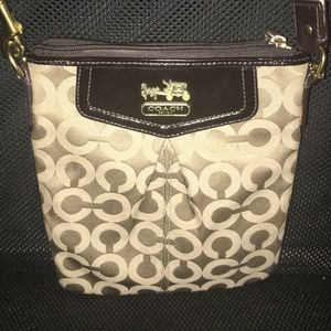 Coach Cross-body Excellent Condition