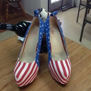 Shoes - 🚨SALE🚨🇺🇸HAPPY BIRTHDAY AMERICA 🇺🇸