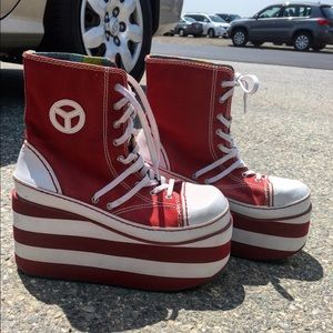 ec39010a1e7 NFL Budweiser Hoodie Windbreaker🏈 SOLD1990s YOSUKE USA Sneaker Platforms  ...
