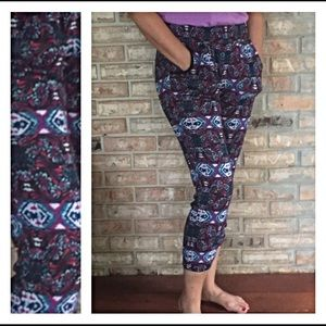 ✨SALE Cutest Year Round Jogger Navy Berry SML