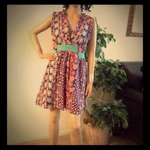 Marc Jacobs Dresses & Skirts - Marc Jacobs multicolored dress size 6