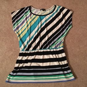 Iz Byer Tops - Iz Byer colorful blouse