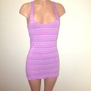 Hard Tail Dresses & Skirts - Purple cotton dress
