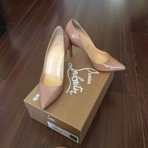sale*Authentic Christian Louboutin Pigalle 100mm