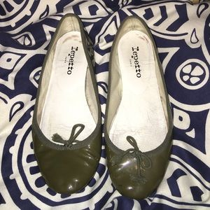 Repetto Shoes - Repetto Patent Leather Ballet Flats