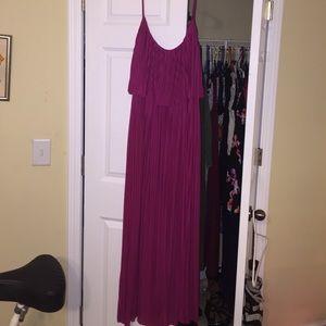 M.N.G. (mango) Maxi Dress