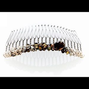 Colette Malouf Accessories - Colette Malouf Medium Crystal Hair Comb
