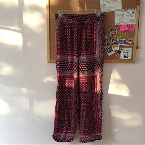 Free People/Urban Outfitters Inspired Flowy Pants
