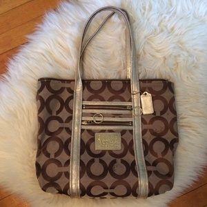 EUC Coach bag / messenger