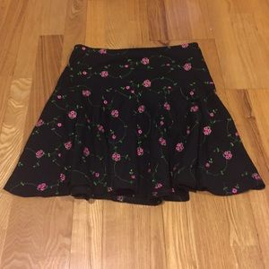 Betsey Johnson High Waisted Skirt
