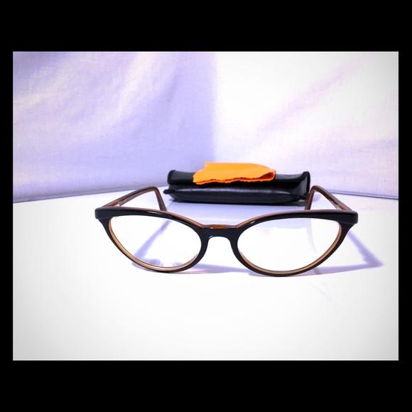 Designer Chanel Cat Eye Prescription Eyeglasses