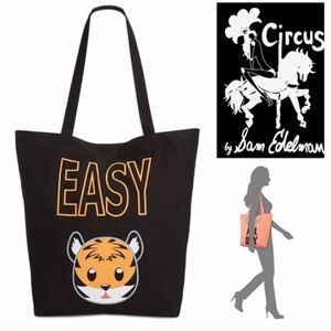✨HPCIRCUS by Sam Edelman EASY TIGER Canvas Tote