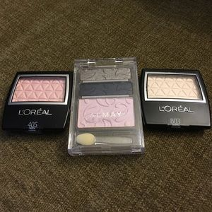 L'Oreal Other - Almay and L'Oreal lot eyeshadow NWT