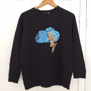 NWT Zara sweater pullover