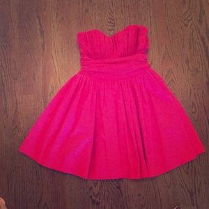 LaRok Dresses & Skirts - Hot pink dress