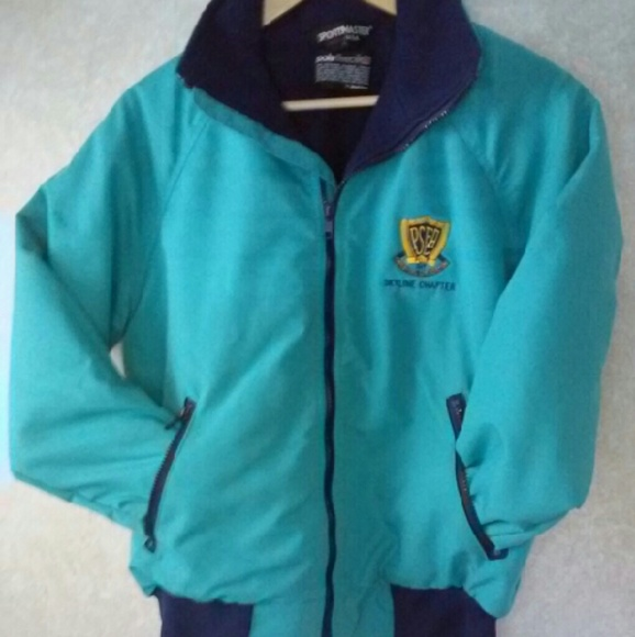 Sportsmaster Jackets Amp Coats Electric Blue Polar Fleece