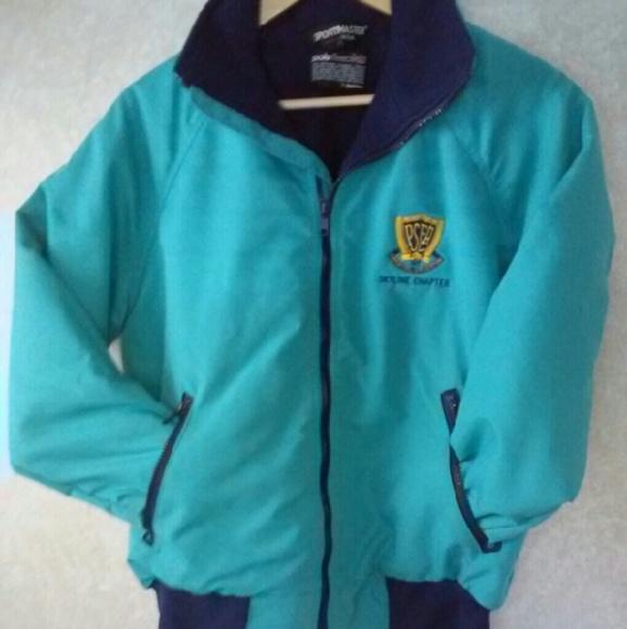 Sportsmaster - Sportsmaster Electric Blue Polar Fleece Coat from ...