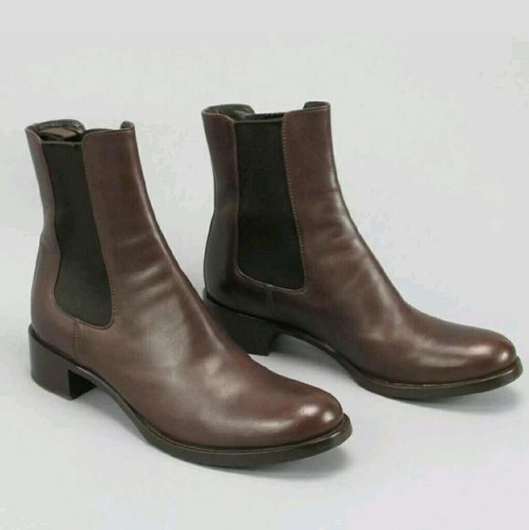 5c39a99f01c9 PRADA Ankle Boots 5.5. M 577f9aec291a3582620003cf
