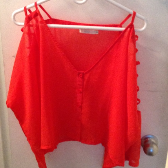 79% off Millau Tops - LF Millau off the shoulder top from ...