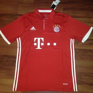 f3941be21 Adidas Other - 16 17 Muller Bayern home jersey NWT