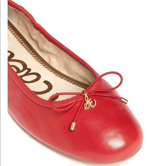 74bab72240a768 Sam Edelman Felicia Red Leather