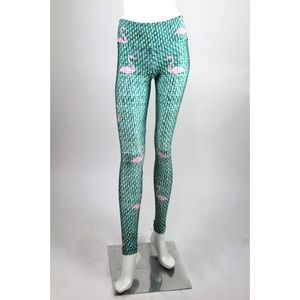 Goldsheep Pants - Goldsheep Clothing Co. Leggings pink pelicans XS