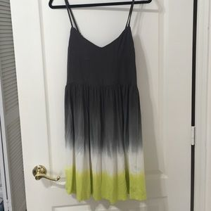 Dresses & Skirts - TieDye summer tank dress